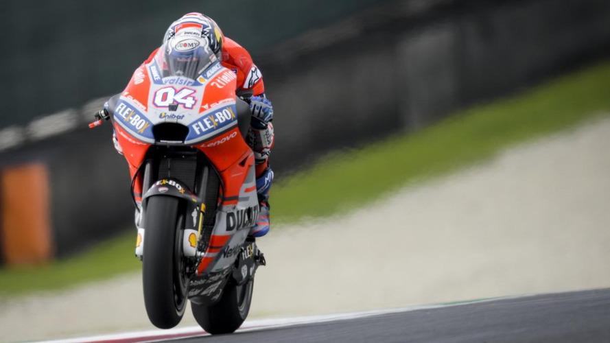 Dovizioso se lleva en Brno un final de carrera de MotoGP de infarto