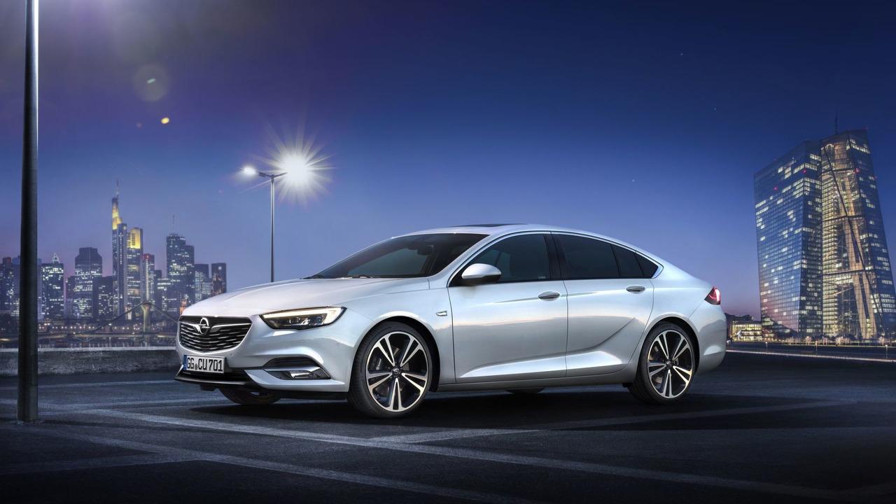 opel insignia gets new infotainment systems with better connectivity. Black Bedroom Furniture Sets. Home Design Ideas