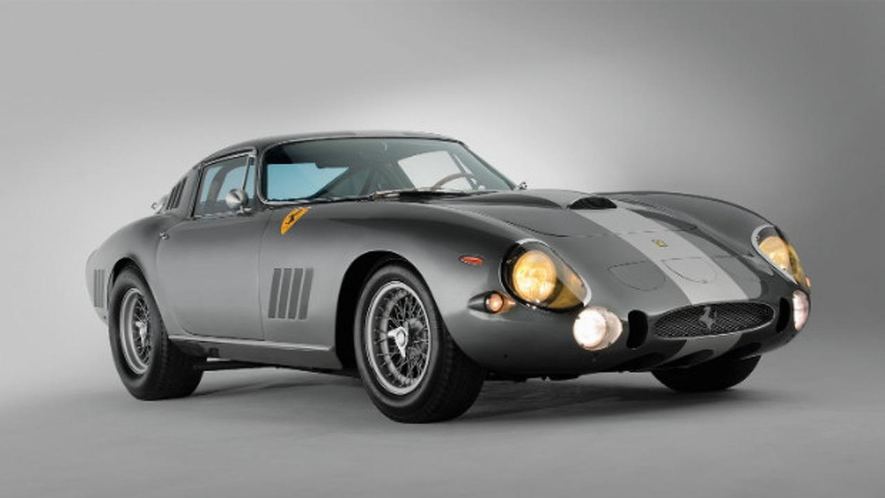 6. Ferrari 275 GTB-C Speciale