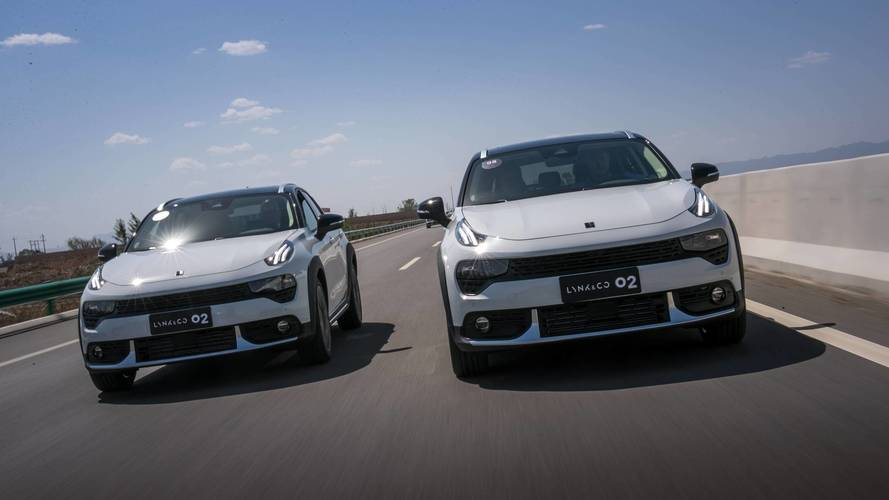 2020 Lynk & Co 02 first drive: Business as unusual