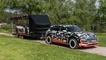 Audi E-Tron Quattro At Worthersee
