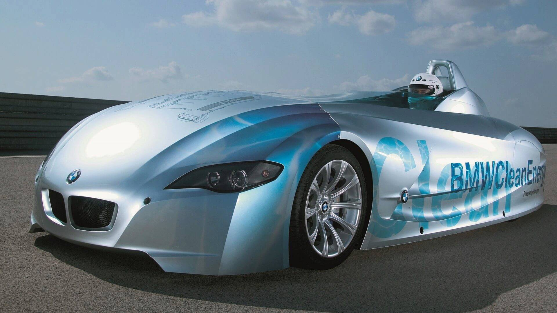 2004 BMW H2R: Concept We Forgot