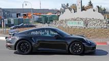 Yeni nesil Porsche 911 Turbo casus fotoğraf