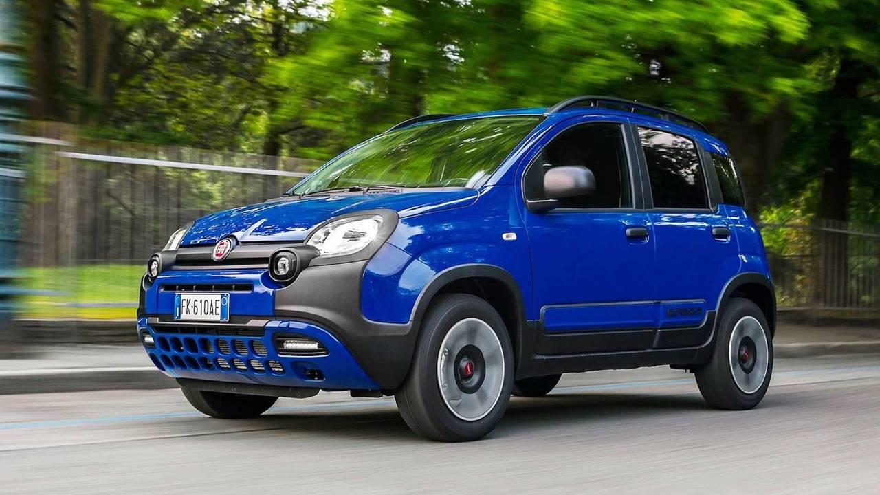 Fiat Panda City Cross 2018
