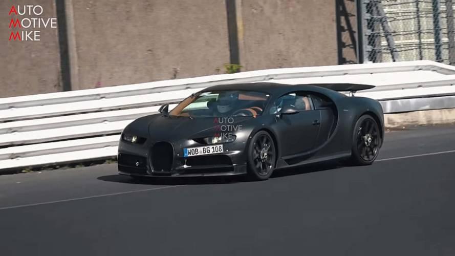 Két Bugatti Chiron is felbukkant a ringen - a célok egyelőre ismeretlenek