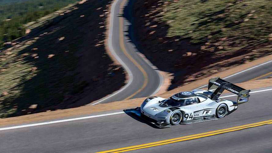 Watch VW's Record-Setting Pikes Peak Run [UPDATE]