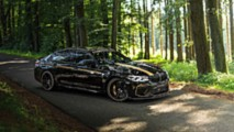 2018 BMW M5 by Manhart