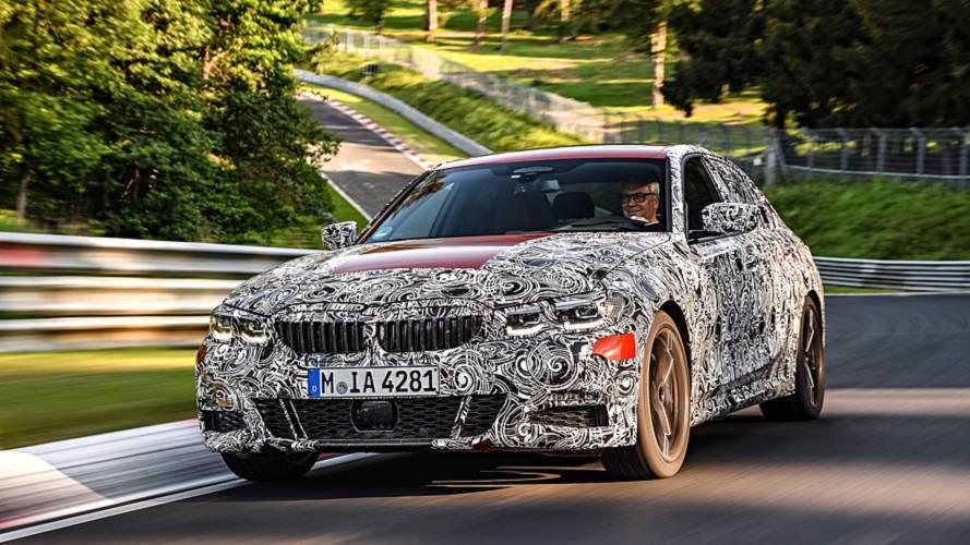 Novo BMW Série 3 terá o motor 4 cilindros mais potente já feito pela marca