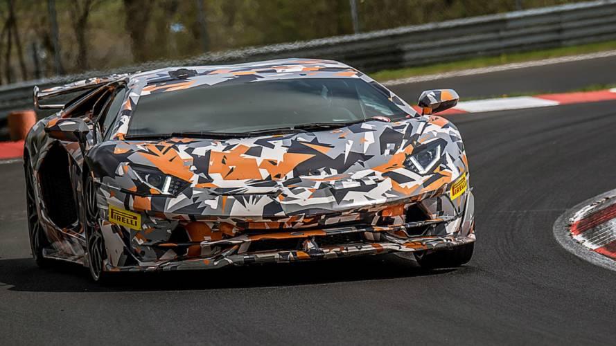 La Lamborghini Aventador SVJ signe un record sur le Nürburgring !