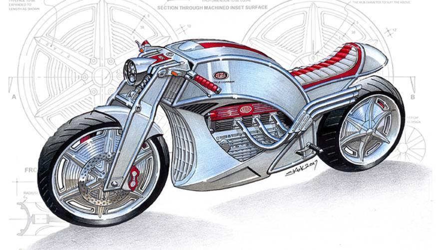 Levis Motosikletleri 70 yıl sonra tekrar doğuyor
