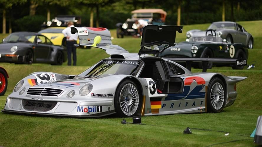 Mercedes CLK LM 1998