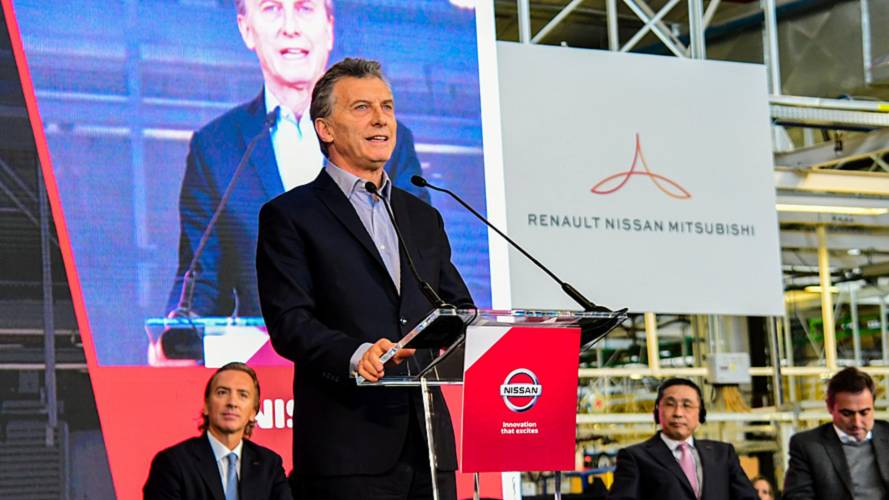 Macri - Presidente da Argentina