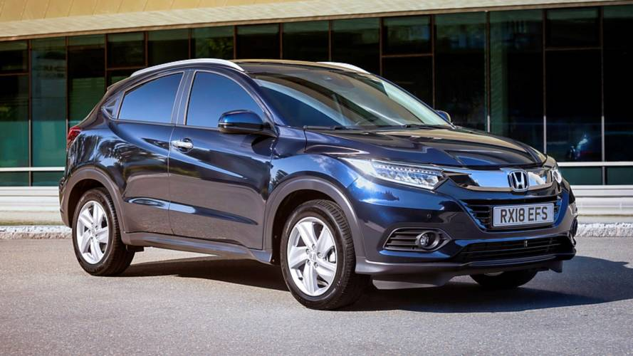 2019 Honda HR-V Revealed In Europe With Turbocharged VTEC Engine