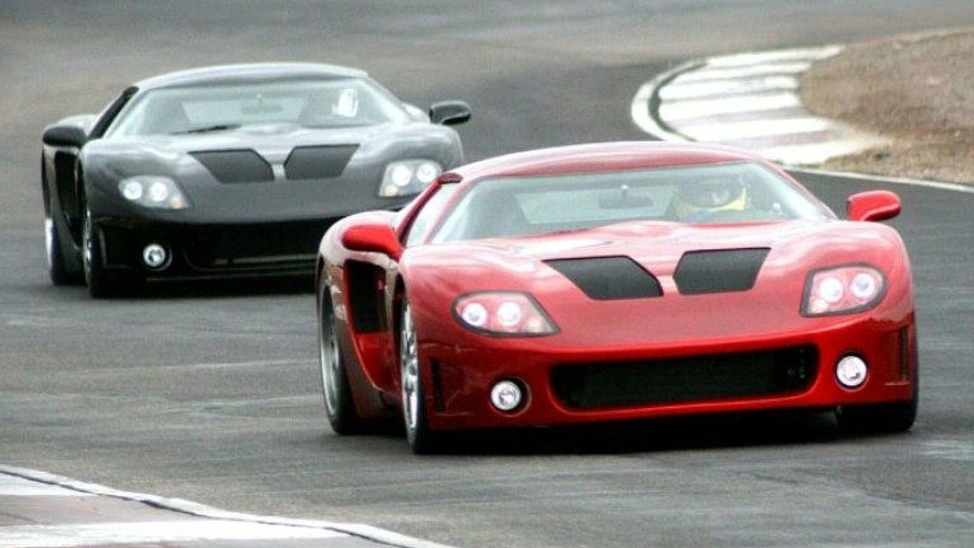 Factory five do it yourself gtm supercar solutioingenieria Gallery