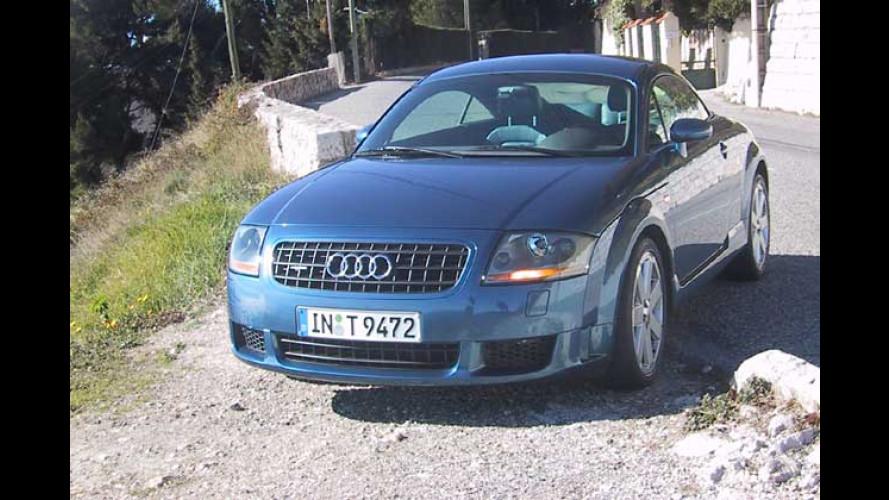 Audi TT: Advance-Paket verfeinert Coupé und Roadster