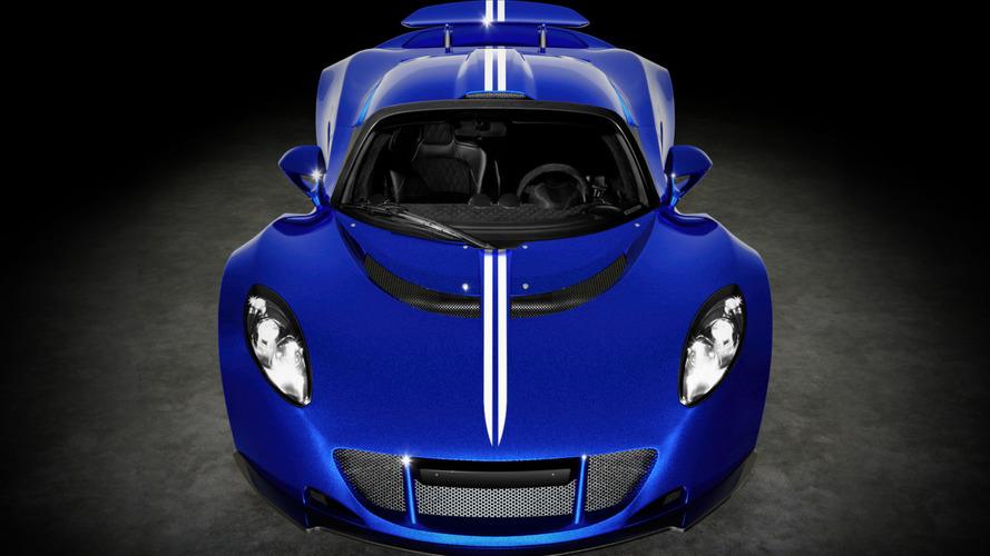 Hennessey Venom GT'nin üretimi Final Edition ile son bulacak