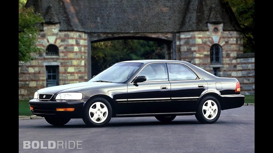 Acura 2.5 TL