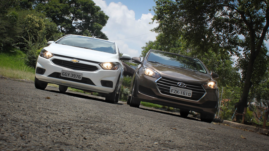 Veja a lista dos carros mais vendidos no Brasil em 2017