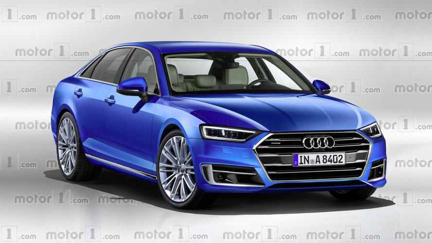El nuevo Audi A8 se presentará el 11 de julio