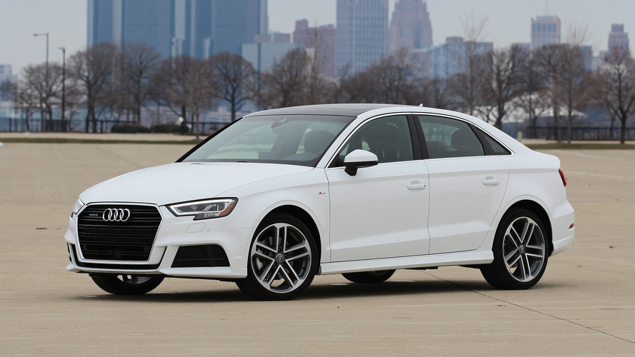 İnceleme: 2017 Audi A3 Sedan