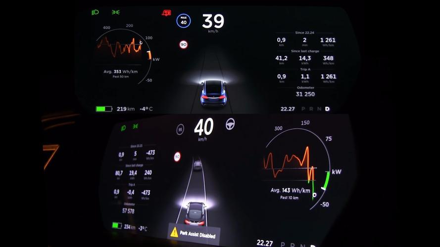 Proprietários de Tesla estão recarregando seus carros com reboque