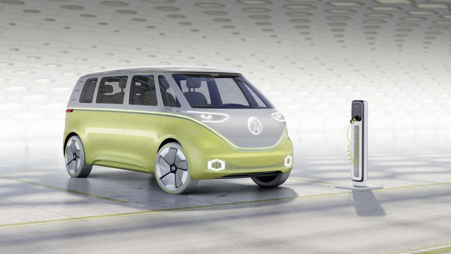 Le Volkswagen I.D. Buzz aura sa version utilitaire