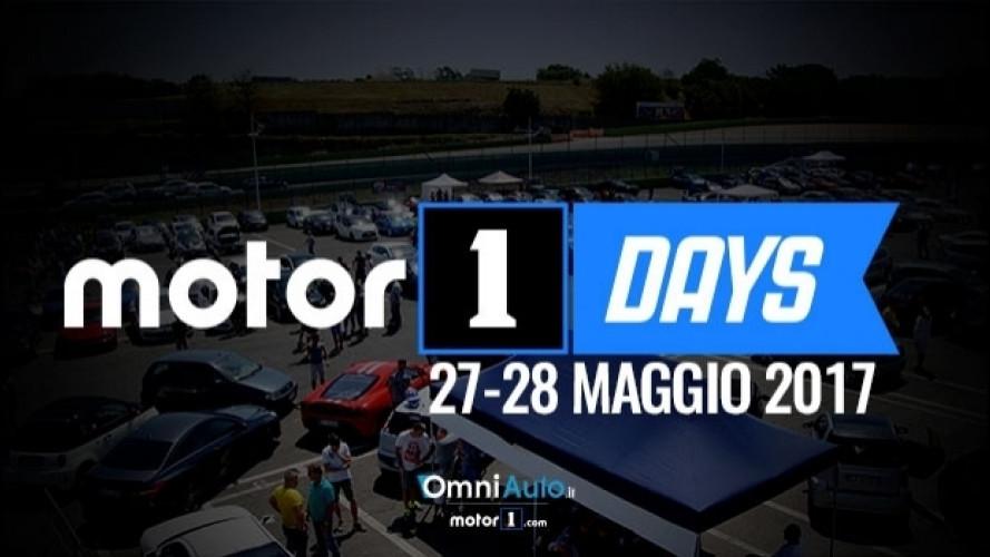 Motor1Days, siete tutti invitati alla festa di OmniAuto.it!