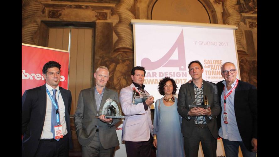 Car Design Award, vincono Ford, Jaguar e Land Rover