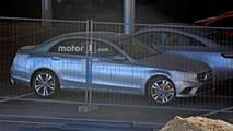 Flagra - Mercedes-Benz Classe C Reestilizado