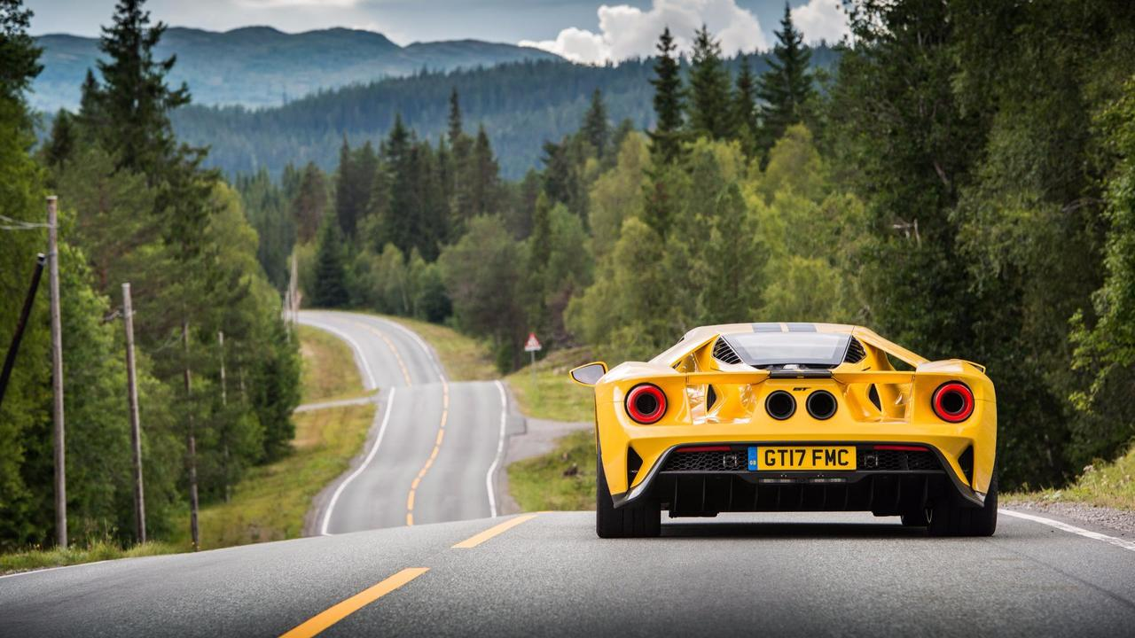 Ford GT Norvège