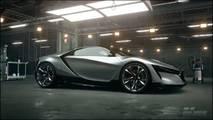 Honda Sports Vision Gran Turismo konsepti