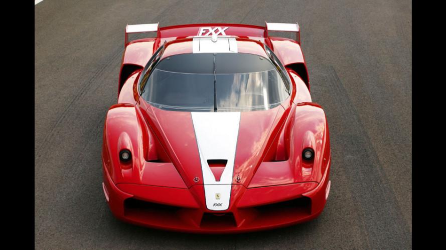 "Una ""strana"" Ferrari FXX"