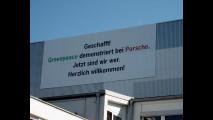 Porsche risponde alla accuse di Greenpeace