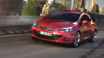 Opel Astra GTC: prime immagini ufficiali