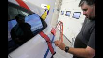 All'autodromo di Modena l'automobile diventa opera d'arte