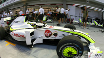 Jenson Button Brawn GP