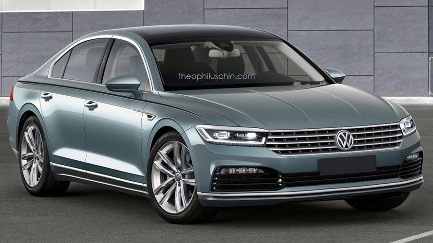 Volkswagen Phaeton officially delayed due to investment cuts