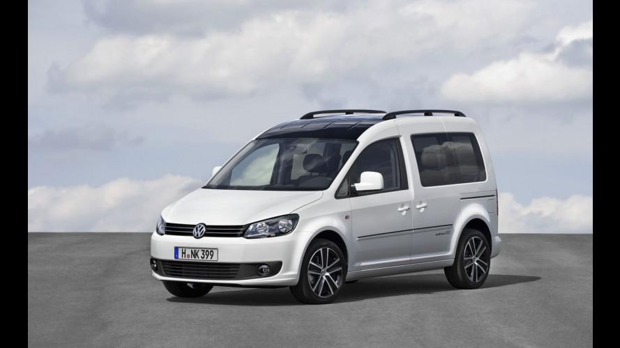 Volkswagen Caddy compie 30 anni
