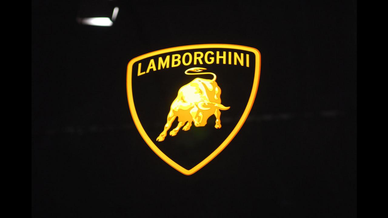 Lamborghini al Motor Show 2008