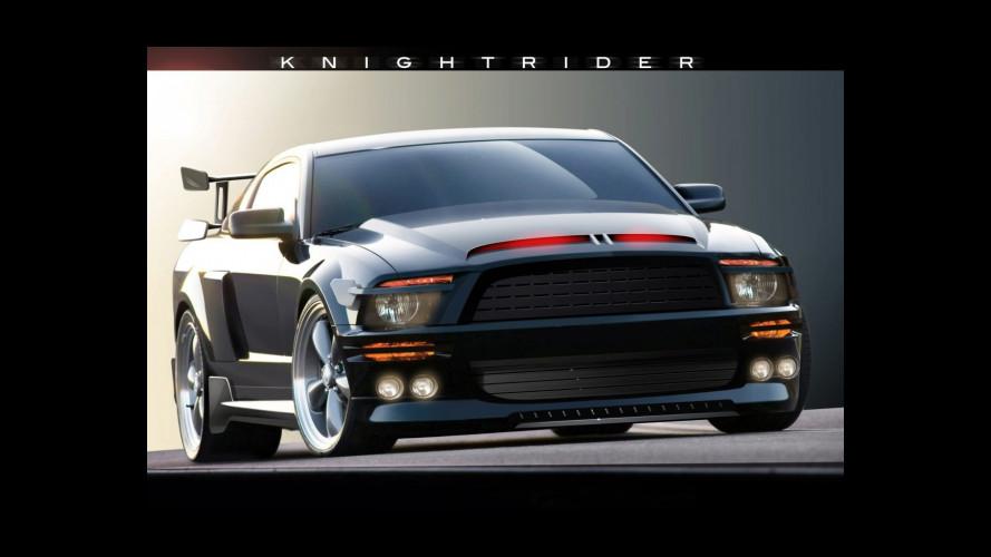 E' la Ford Shelby GT500KR la nuova K.I.T.T.