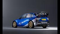 Subaru Impreza WRC2008