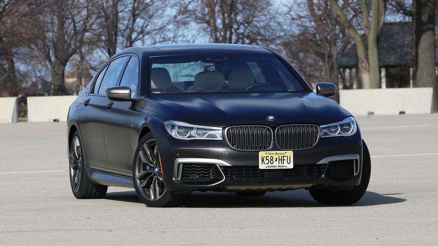 BMW M760i Already Recalled Over Oil Line Problem