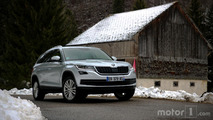 Road Trip - Škoda Kodiaq