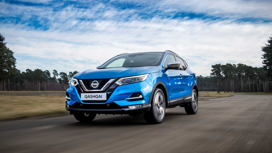Nissan Qashqai 2017, actualización sorpresa