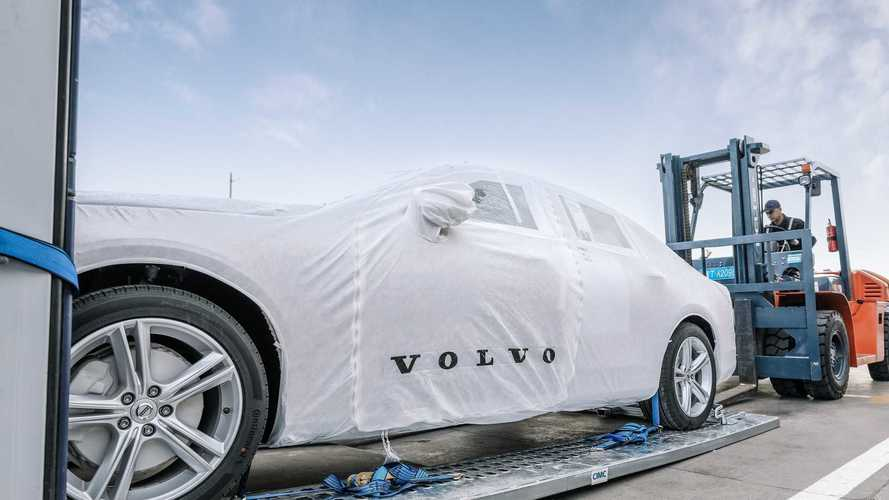 Volvo yöneticileri Çin'de üretilen araçların kalitesine güveniyor