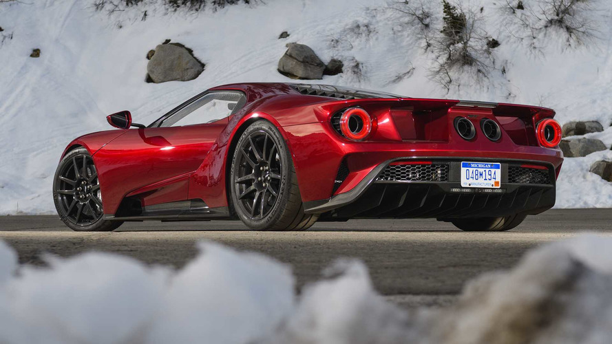 2017 - Ford GT