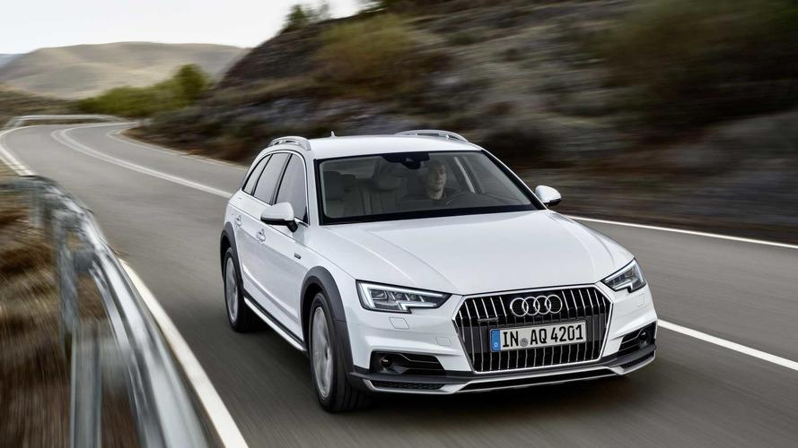 Audi A4 allroad 2017 TDI 150 CV, el acceso a la gama