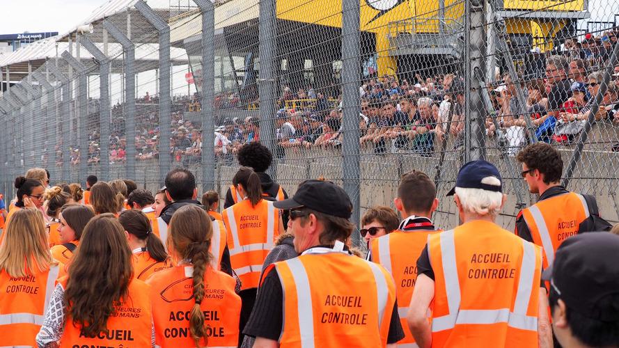 L'Automobile club de l'Ouest recrute pour les 24 Heures du Mans !