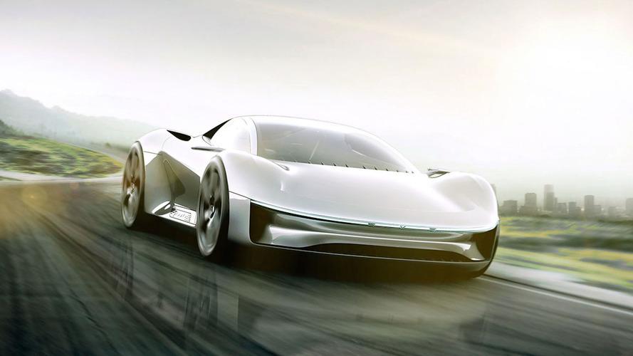 Apple Eve spor otomobil konsepti mükemmel görünüyor