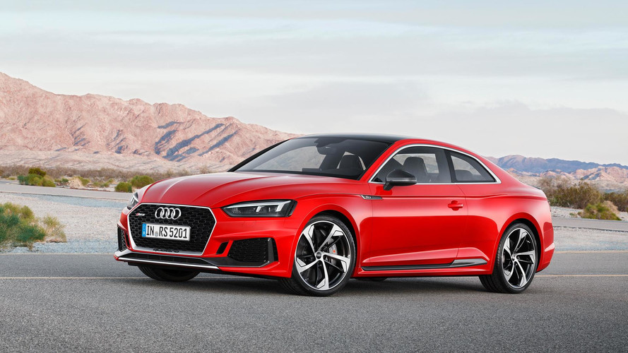 Audi RS 5 Coupé 2017, supergalería de fotos